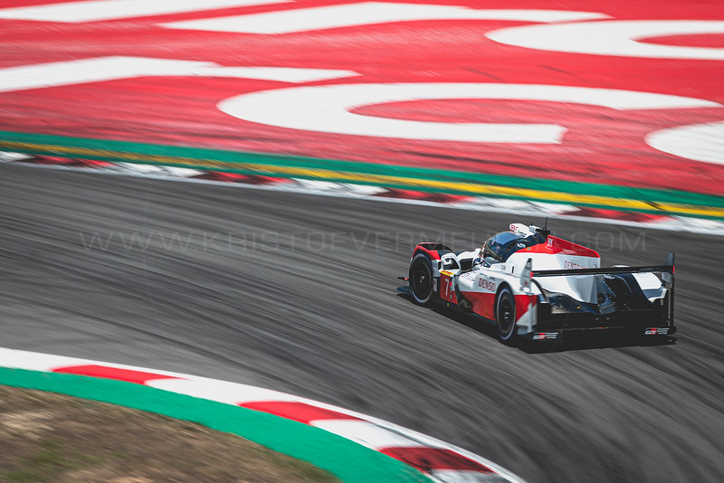 FIA World Endurance Series 2019/2020 - Prologue