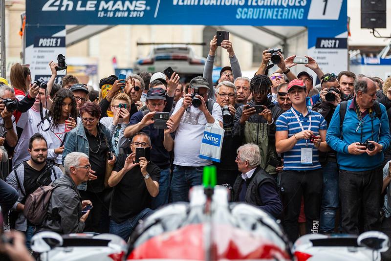 FIA World Endurance Championship 2018/2019 - 24 Heures du Mans