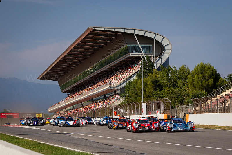 European Le Mans Series 2019 - 4 Hours of Barcelona