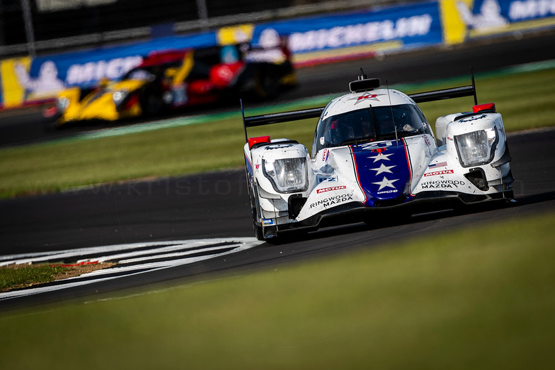 European Le Mans Series 2019 - 4 Hours of Silverstone.