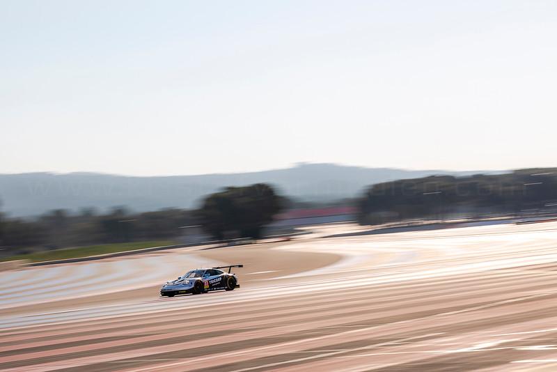 European Le Mans Series 2019 - Official Test