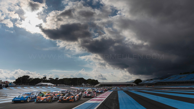 European Le Mans Series 2019 - Official Test - Circuit Paul Ricard - © Kristof Vermeulen/All rights reserved