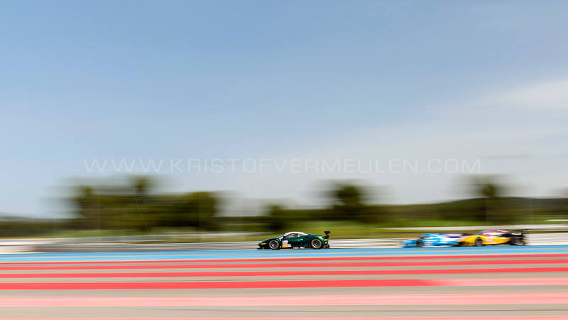 European Le Mans Series 2018 -  4 Hours of Le Castellet - © Kristof Vermeulen/All rights reserved