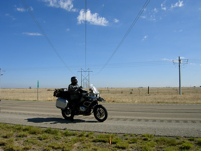 Day 18 6/15 -- Roswell, NM to Weatherford, TX