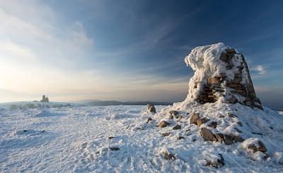 Krkonoše zima 2014