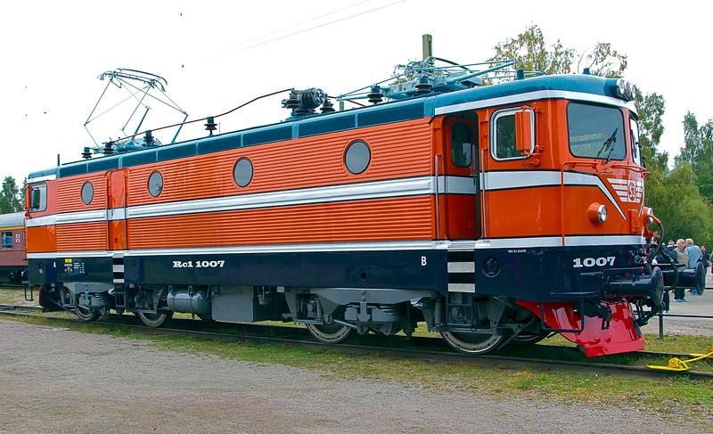 Swedish engine  Rc1
