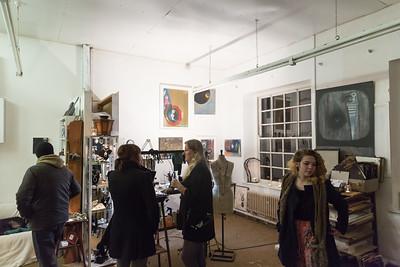 1 Krowji Xmas 2014 Open Studios
