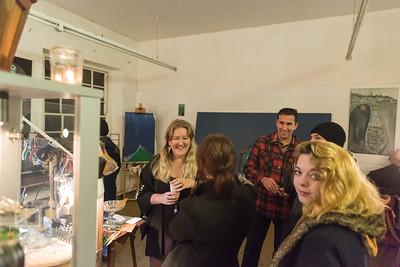 13 Krowji Xmas 2014 Open Studios