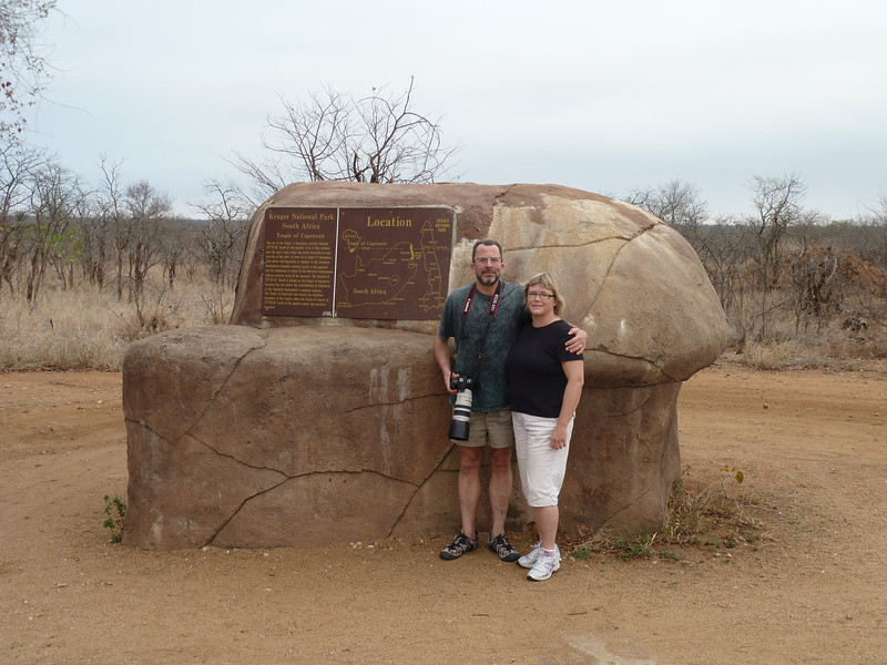 052 Tropic of Capricorn (this is the most Northerly point on our safari)