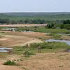 088 Landscape showing the abundance of wildlife in Kruger park
