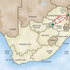 001 Map of South Africa