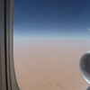 006 Sally's Flight over Sahara Desert