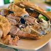 Tepelene - Restaurant Oda e Hasan Beut - Spit-Roast Lamb