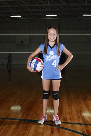 Krum Volleyball 2013