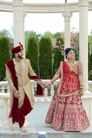Krushali & Bhavin