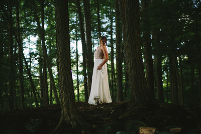 Krystal & Chris, Muskoka Wedding Photographer//©KateHood.com, 2016