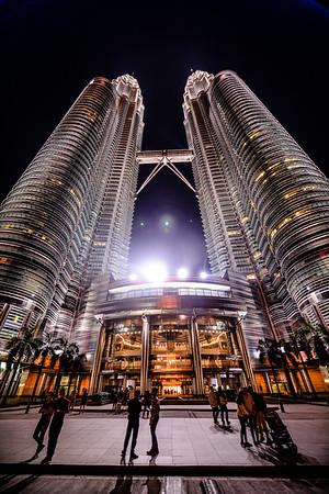Putrajaya & Kuala Lumpur - Malaysia 2017