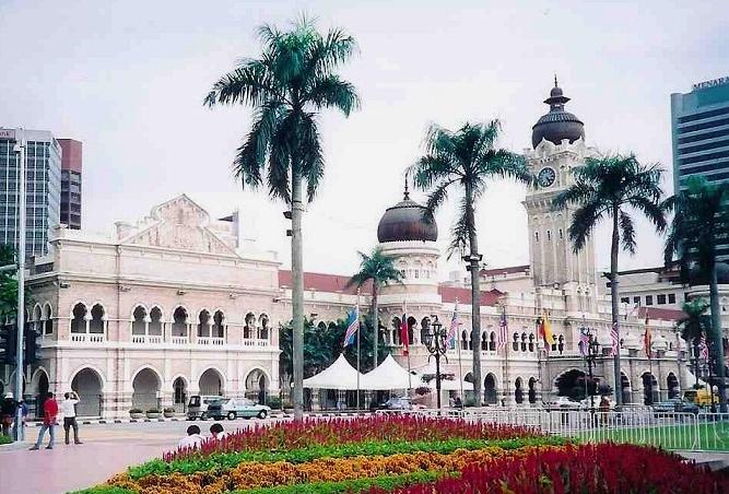 Sultan Abdul Samad Building, Merdeka Square