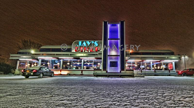 Jay's Diner - Rochester NY