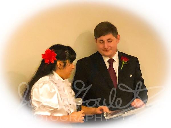 Kulchyski Wedding Lac du Bonnet Dec 12 2018