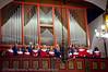 Julegudstjeneste Narvik kirke 24. des 2011 kl 16-17. Prost Ingvar Hindenes. Kantor Ingjerd Grøm. Narvik barne- og ungdomkantori synger.