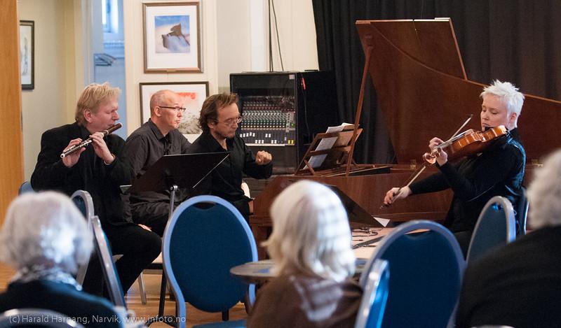 Konsert studiosalen Folkets Hus, 18. oktober 2012. Musikk i Nordland, mm.
