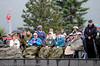 Veteraner fra andre verdenskrig. Arrangement i forb m Kong Haralds kransnedleggelse på det nasjonale frihetsmonumentet i Narvik 15. juni 2009.