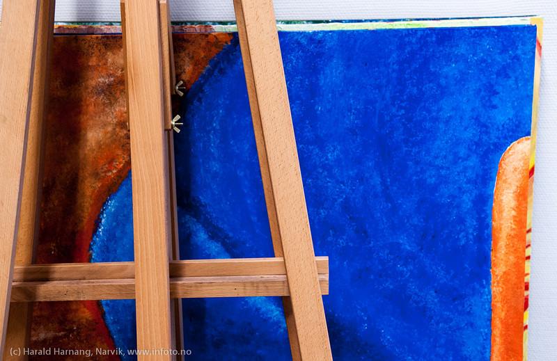 kunst. Solhaugen vgs, ulike aktiviteter. Oktober 2012.