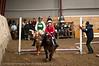 Rideshow Narvik Rideskole i Skjomdalen 4. desember 2011. Ponnyveddeløpet ble spektakulært med mange overrrakelser, og litt knall og fall. Her fikk vi demonstrert at ponnier har mer vilje og fler særegenheter enn hester flest.