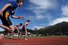 Nordnorsk mesterskap i friidrett, Narvik Stadion, juni 2008