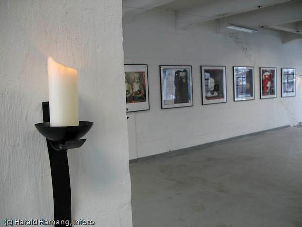 Fotoutstilling Morten Krogvold, Steinhuset på LKAB.