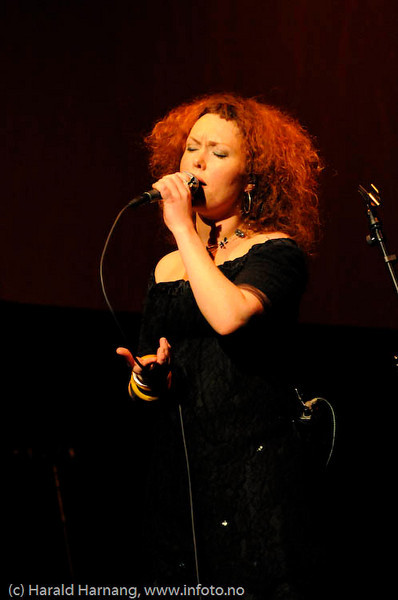 Folkets Hus, konsert med Kristin Asbjørnsen.