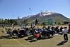Sol og fint lørdag. Narviklekene 2012. Narvik stadion. Foto: 16.-juni.