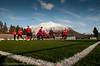 5.5.2011: Mjølner trener på Narvik Stadion.