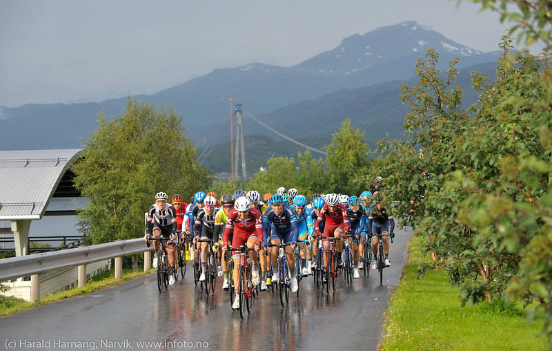 Arctic Race of Norway i Narvik