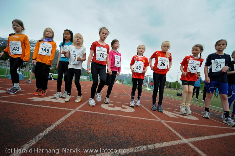 Narviklekene 2012. Narvik stadion. Foto: 17.-juni.