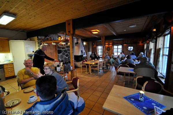 Båtkafeen, Narviks triveligste kafe, åpen hver søndag i vinterhalvåret i lokalene til Narvik Båtforening.