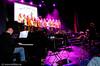 De eldste i Narvik skolekor. Konsert Folkets Hus, Narvik, 17.1 2009. Mønstring av kulturlivet og kulturskolens viktighet i forb. m. forslag om å kutte stilinger og penger til kulturskolen.
