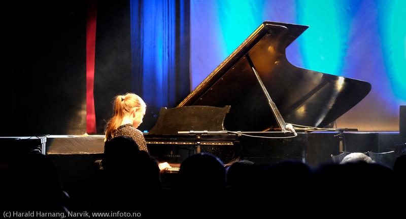 Julekonsert Narvik kulturskole, Folkets hus 10. desember 2014