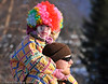 Vinterfestuka 2008, fra barnetoget første VU-dag.