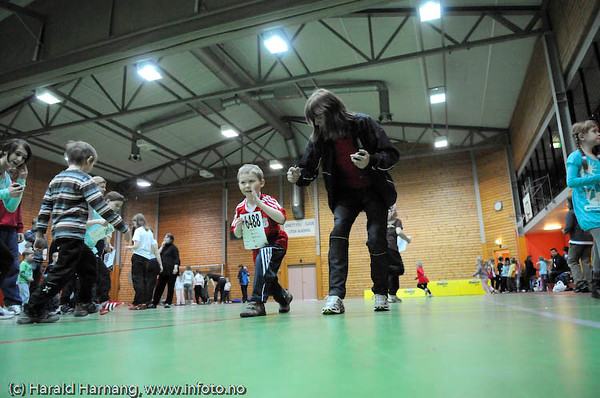 Friidrettens dag, Ankeneshallen 25. april 2009, arr: Navik IL.