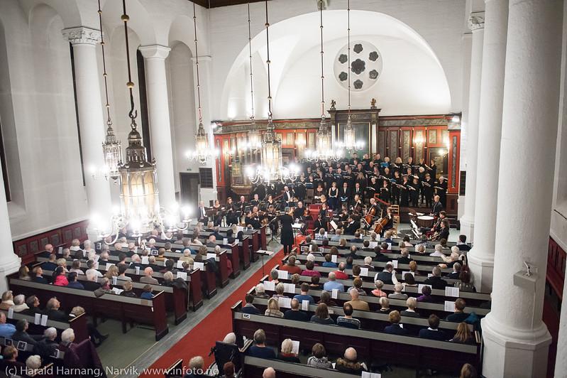 Bach H-moll-messe, 18. nov 2017,