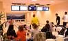 Bowling i bowlinghall Narvik