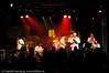 """Sonora Cimarron, Lokstall 1, VU09, 21.mars. Etter tre takter var det fullt på dansegulvet. """"The best Salsa band in Norway""""."""