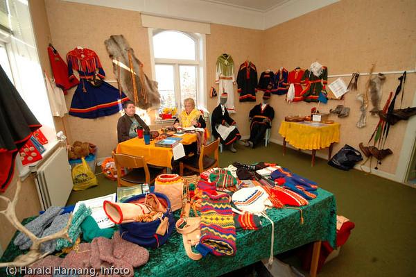 Museum Nord, Ofoten Museum, samisk husflid.