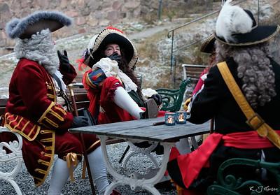 Julemarked på Fredriksten 2015