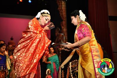 Kumari  Sveta - Manorathan's Arangetram Oct 12 2019
