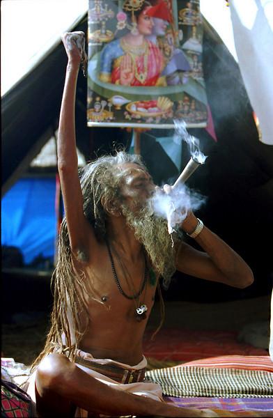 """Chillums for Shiva"", Bharti Urdvahu"