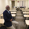 Kumon Math & Reading Center a new after-school enrichment program for local students has opened in Leominster. Kumon Instructor Issumael Nzamutuma talks about the center on Thursday, October 11, 2018. SENTINEL & ENTERPRISE/JOHN LOVE