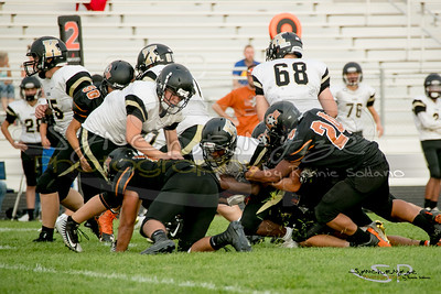 KHS JV Football vs Ridgeview